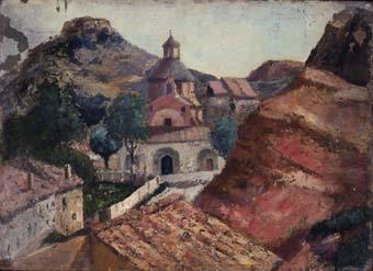 Ermita de Albalete   Costa Vaqué, Santiago