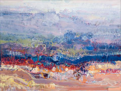 Paisatge blau | Icart Espallargas, Josep M.