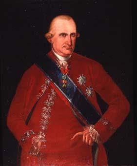 Retrat de Carles IV | anònim