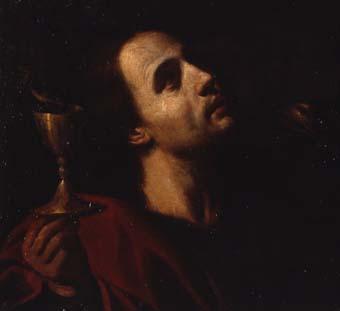 Sant Joan Evangelista | anònim