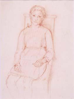Nena asseguda | Ripoll, M.Teresa i Sahagún