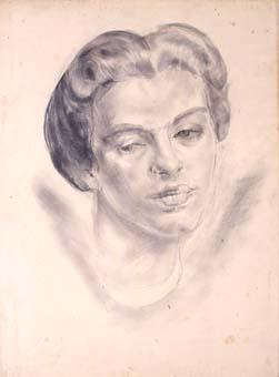Retrat de noia | Ripoll, M.Teresa i Sahagún