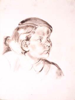 Cap de nena | Ripoll, M.Teresa i Sahagún