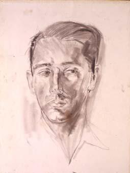 Retrat d'home | Ripoll, M.Teresa i Sahagún
