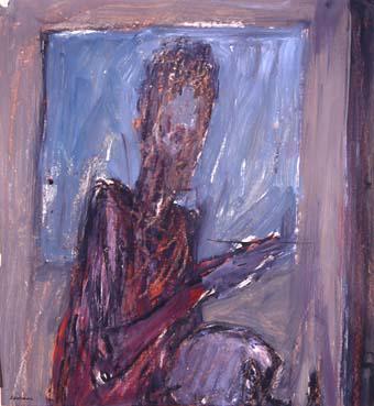 El taller de l'artista | Saumells Panadés, Lluís M.