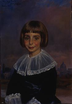 Retrato de mi hijo José | Nogué Massó, José