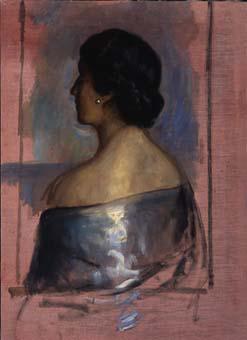 Retrato de Carmen | Nogué Massó, José