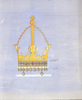 Corona. Suport | Borrás Fà, Jordi
