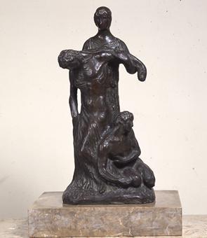 Boceto del Monumento a los Héroes de Tarragona | Julio Antonio (Rodríguez Hernández, Julio Antonio)