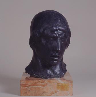 Cabeza griega | Julio Antonio (Rodríguez Hernández, Julio Antonio)