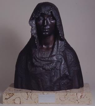 Mujer de la Mantilla | Julio Antonio (Rodríguez Hernández, Julio Antonio)