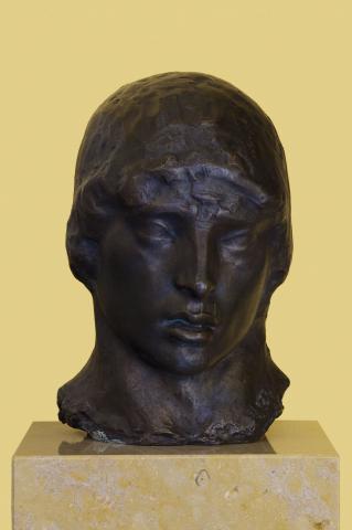Cabeza griega   Julio Antonio (Rodríguez Hernández, Julio Antonio)