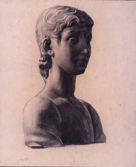 Bust de dona | Sancho Piqué, Josep
