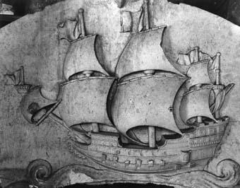 Relleu barco | Martorell Ollé, Salvador