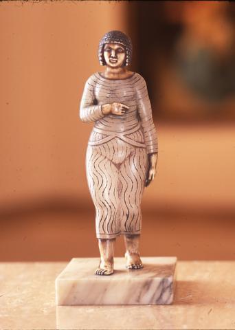 Dona egípcia   Martorell Ollé, Salvador