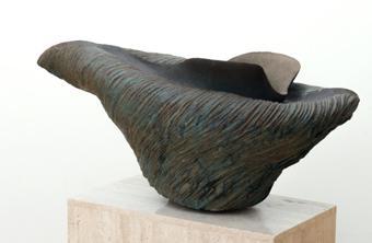 Llàntia escultòrica | Carreté Móra, Ramon