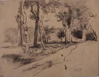 Arbres | Sancho Piqué, Josep