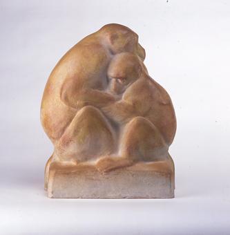 Parella de simis | Pujol Montané, Josep