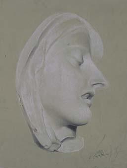 Cara de Santa Teresa   Sancho Piqué, Josep
