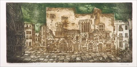 Pla de la Catedral II | Rubio Martínez, Mariano