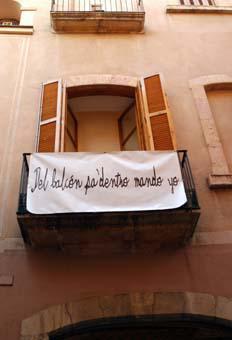 Del balcon pa dentro mando yo | Cortadellas, Montserrat