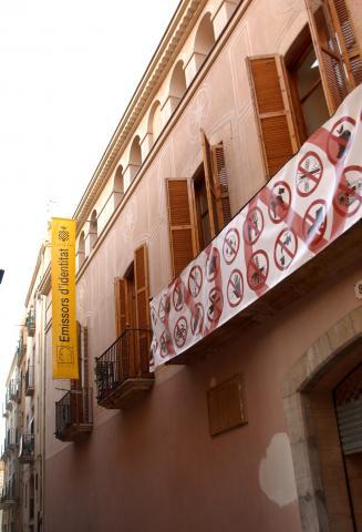 Emissors d'identitat   Cortadellas, Montserrat