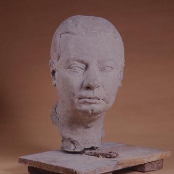 Bust d'Abelard Paul | Ripoll, M.Teresa i Sahagún