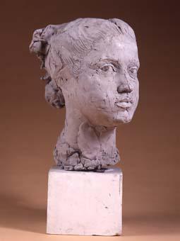 Bust de Maria Rosa Pellicer | Ripoll, M.Teresa i Sahagún