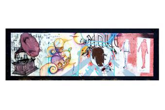 Cadavre & Grafit 1 | Queralt Baiges, Lluc