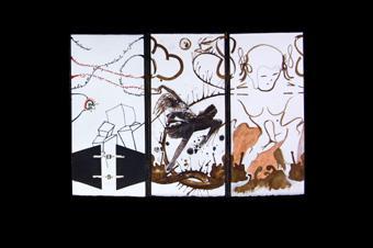 Cadavre & Grafit 3 | Mesa Rosés, Blai