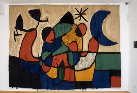 Tapís de Tarragona | Miró i Ferrà, Joan