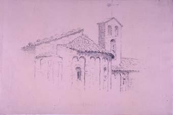 Absis d'església   Sancho Piqué, Josep