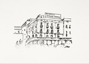 Tarragona. Residencia Imperial Tarraco | Mas, P