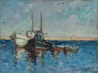 Barcos | Oliver, Jacinto