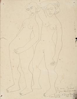 Nus femenins | Merteno, Bruno