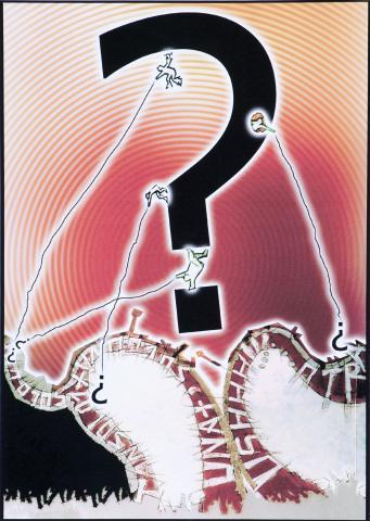 Cadavre & Grafit-Signe Interrogant | Latre, Antonio