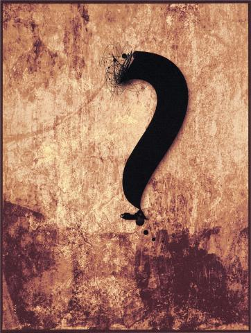Cadavre & Grafit-Signe Interrogant | Ayxendri Martí, Alexandre