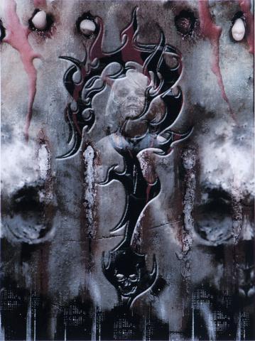 Cadavre & Grafit-Signe Interrogant | Ortiz, Sergio