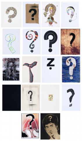 Cadavre & Grafit-Signe Interrogant | Autors diversos