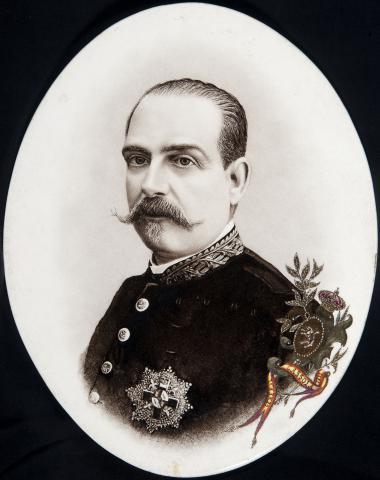 Retrat de General Cassola | Nogué Rovira, José