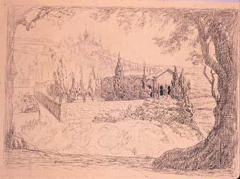 Cementiri | Sancho Piqué, Josep