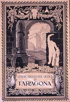 Cartell del Sindicat d'Iniciativa de Tarragona | Sancho Piqué, Josep