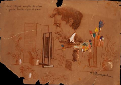 Caricatura   Palmegiani, F