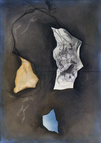 Interior (Suite Man Ray II) | Rosselló ( Roselló Virgili, Josep M)