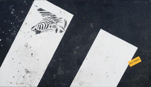 Pas de zebra | Rosselló ( Roselló Virgili, Josep M)