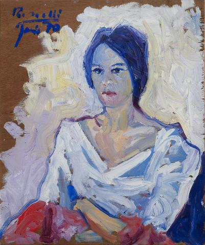 Antonia Pacheco | Rosselló ( Roselló Virgili, Josep M)