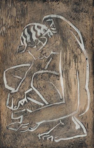 El pescador d'ostres | Rosselló ( Roselló Virgili, Josep M)