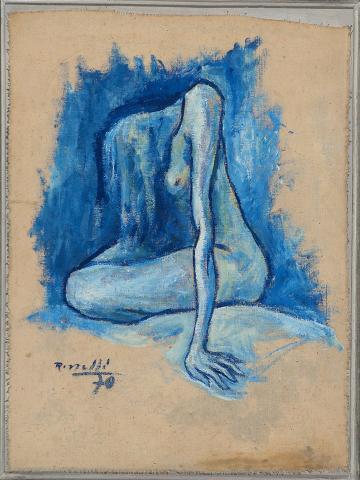 Nu Blau | Rosselló ( Roselló Virgili, Josep M)