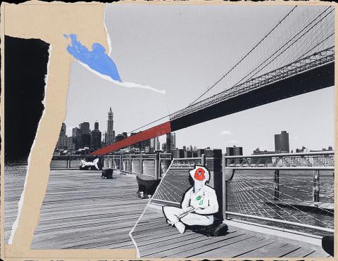 Manhattan Bridge | Rosselló ( Roselló Virgili, Josep M)