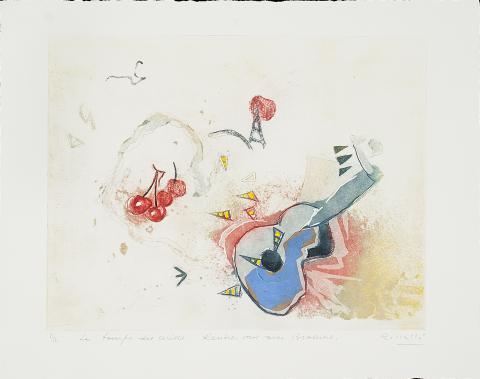 Le temps des cerises-Rendez-vous avec Brassens | Rosselló ( Roselló Virgili, Josep M)